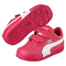 Puma Whirlwind Glitz V Inf Children Girls Shoes Trainers Paradise Pink