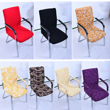 Chair Cover Stretchy Office Seat Computer/ Swivel Chair Slipcover Size S 7 Color
