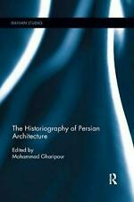 Historiography of Persian Architecture Paperback Book Free Shipping!