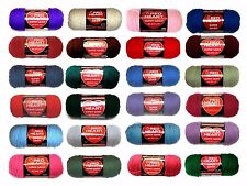 Red Heart Super Saver Yarn Medium Worsted 8 oz No Dye Lot ~Your Choice~