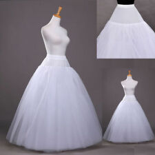 2018 Elegant Maiden Newest 3 layer no hoop petticoat wedding
