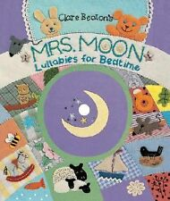Mrs. Moon : Lullabies for Bedtime by Dana Kletter and Clare Beaton (2007, Hardco