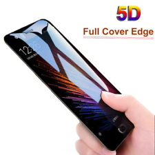 5D 9H Full Cover Tempered Glass  For Samsung Galaxy A3 A5 A7 2017 J5 J7 Prime