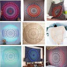 Mandala Tapestry Indian Wall Blanket Hippie Wall Hanging Home Decor Psychedelic