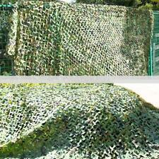 Woodland Jungle Leaves Cover Blinds Trap Military Marine Camouflage Shelter Net