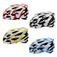 Bicycle Helmet Bike Cycling Unisex Adult Adjustable Ventilated Safety Helmet