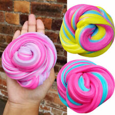 60ml Kids Fluffy Floam Slime Mud Putty Scented Stress Relief Clay Creative Toys