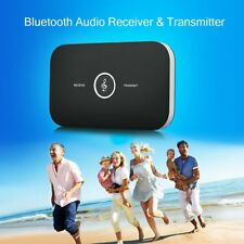 2 in 1 Wireless HIFI Bluetooth Audio Transmitter Receiver RCA Music Adapter SI