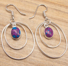 925 Silver Plated Earrings ! Handcrafted Online Jewelry Store Brand New