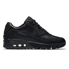 Nike Air Max 90 Black Youths Trainers