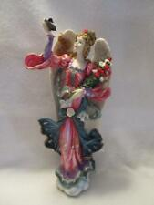 Patricia Angel of Glory Pencil Figurine Lenox 2005 Resin Limited Edition Chipped