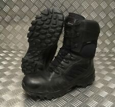 Genuine Army Issue Bates Cold Weather Goretex Waterproof Combat Boots Faulty
