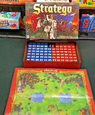 1999 Stratego Replacement Parts/Pieces Milton Bradley Gameboard Red/Blue Army