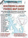 Southern Illinois Fishing Map Guide : Lake Maps and Fishing Information for...