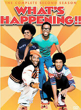 Whats Happening - The Complete Second Season (DVD, 2004, 3-Disc Set)