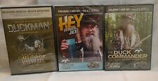 Duck Dynasty DVD Duck Commander Hey Listen Here Jack Spiritual Outdoor Adventure