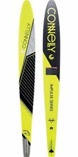 Connelly V Water Ski, High Performance Lake Water Ski Blank w/ Fin