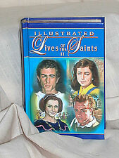 Illustrated Lives of the Saints II Short Biography of Saints Book