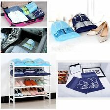 Shoes Storage Bag Travel Organizer Shoe Boots Space Saving Portable Dust-Proof