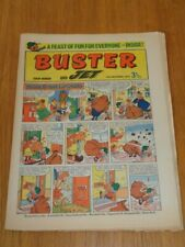 BUSTER AND JET 16TH DECEMBER 1972 FLEETWAY BRITISH WEEKLY COMIC*