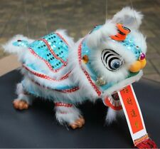 Chinese New Year Congratulat Pull Line Lion Puppet Lion Dance On String