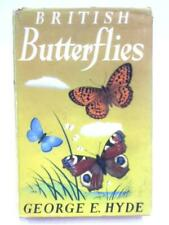 British Butterflies George E. Hyde 1960 Book 86363