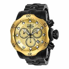 Watch Invicta 23896 Venom Man 54 mm Stainless steel