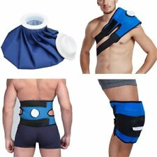 Reusable Health Care Knee Head Leg Muscle Sport Injury Relief Pain Ice Bag F@