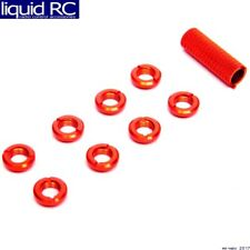 Spektrum A1301 Spektrum Radio Switch Nuts Red