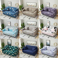 Stretch Sofa Covers 1 2 3 4 Seater Sofa Slipcover Home Furniture Protector