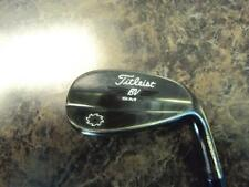 Titleist Brushed Steel 52 Degree Wedge F-Grind 35.5