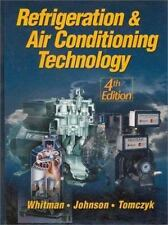 Refrigeration & Air Conditioning Technology 4th Ed. Whitman•Johnson•Tomczyk