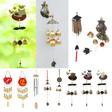 Traditional Wind Chime Lucky Windchime Metal Bell Home Garden Hanging Decor