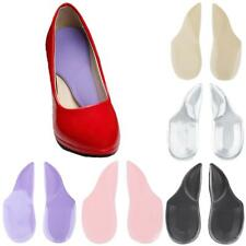 1 Pair Silicone Arch Support Cushion Pads Women High-Heel Shoes Insoles Inserts