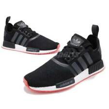 Adidas CQ2413 Unisex Adult NMD R1 casual shoes black/grey/pink sneakers