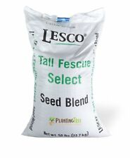 Lesco Tall Fescue Select Grass Seed