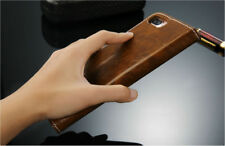 Luxury Flip Leather Phone Case iPhone  Wallet Card Slots Cases Cover