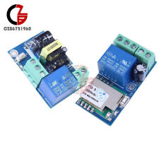 DC 12V/AC 220V Low Power Jog Mode Remote Control Wifi Relay Switch Module