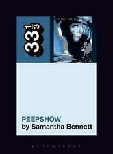 Siouxsie and the Banshees' Peepshow by Samantha Bennett Paperback Book Free Ship