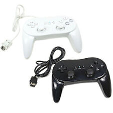Classic Wired Game Controller Gaming Remote Pro Controle Joystick For Wii LH