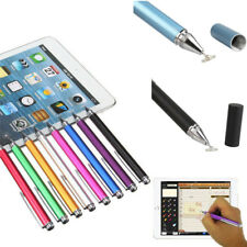 For Tablet iPad Phone Samsung Android Capacitive Pen Touch Screen Stylus Pencil