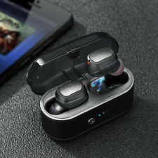 TWS Wireless Bluetooth 5.0 Earphones Siri Touch Waterproof CVC8.0 Sports Headset