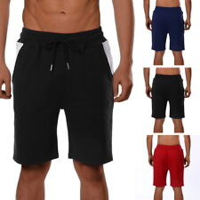 Mens Bodybuilding Workout Gym Running Tight Lifting Shorts Swim Fitted Shorts