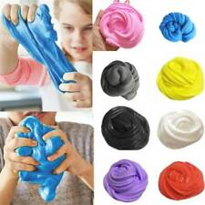 Fluffy Floam Slime Scented Mud Toys Cotton Release Clay Colorful Safety Kids