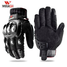 Full Finger Cycling Gloves Touch Screen MTB Bike Gloves Breathable Spring Sports