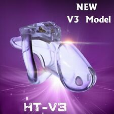 Trainer V3 Clear Small Male Chastity Belt Chastity Device Keuschheitsgurtel Holy