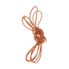 1m Leather String Jewelry Making Findings Bracelet DIY Thread Cord Kumihimo
