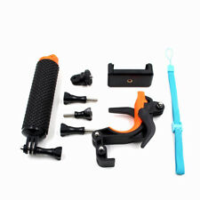 Float Hand Grip for GoPro Sports Camera 3 in 1 Shutter Trigger Floating  Rod