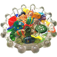 Candy Shape Glass Decorations Festival Christmas Wedding Party Table Decor