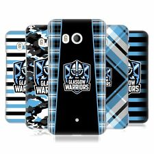 OFFICIAL GLASGOW WARRIORS 2019/20 LOGO BACK CASE FOR HTC PHONES 1